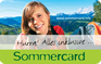 Schladming Dachstein Summer Card